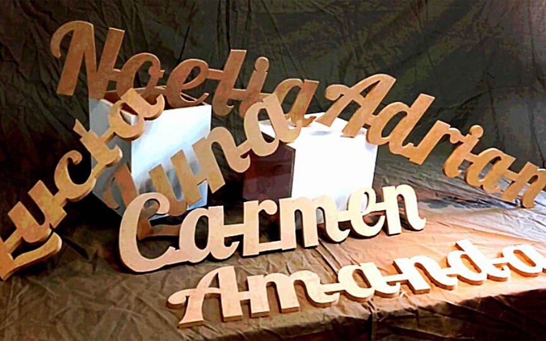 Piezas artesanas para una boda perfecta